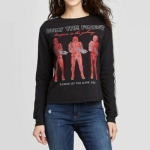 Star Wars only the finest long sleeve tee